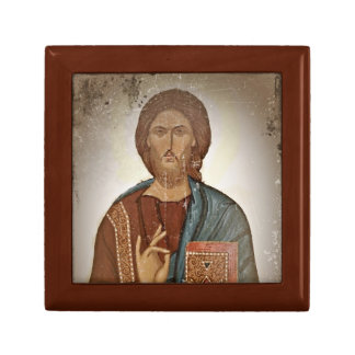 Blessing of Jesus Jewelry Boxes