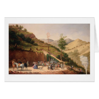 Blessing of the Enrequita Mine (0106A) Card