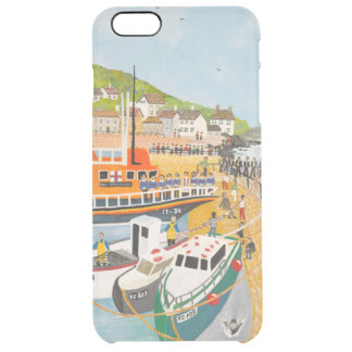 Blessing of the Lifeboat at Mousehole Clear iPhone 6 Plus Case