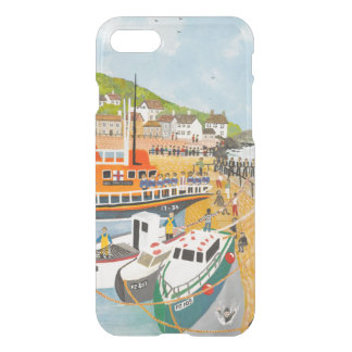 Blessing of the Lifeboat at Mousehole iPhone 8/7 Case
