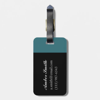 Blessing of the Lifeboat at Mousehole Luggage Tag