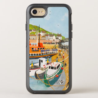 Blessing of the Lifeboat at Mousehole OtterBox Symmetry iPhone 8/7 Case