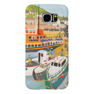 Blessing of the Lifeboat at Mousehole Samsung Galaxy S6 Case