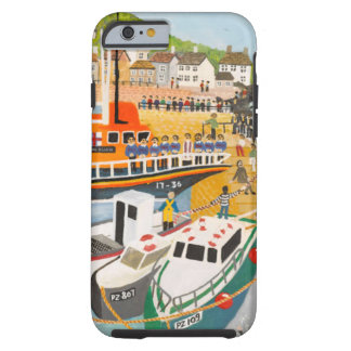 Blessing of the Lifeboat at Mousehole Tough iPhone 6 Case