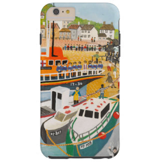 Blessing of the Lifeboat at Mousehole Tough iPhone 6 Plus Case