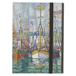 Blessing of the Tuna Fleet at Groix, 1923 iPad Cases