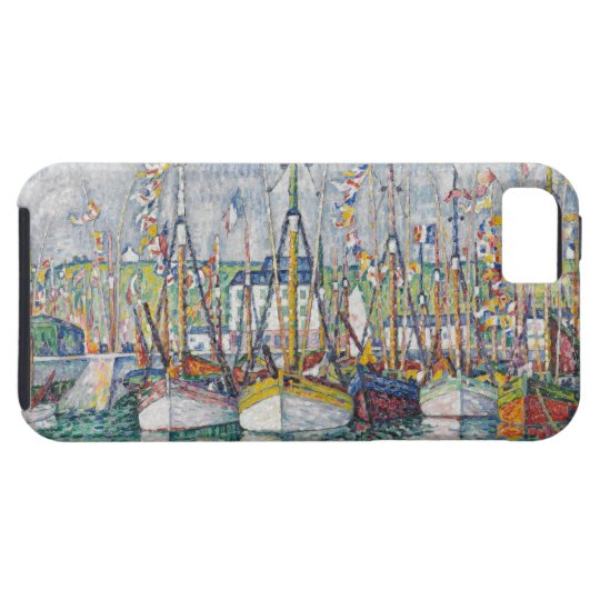 Blessing of the Tuna Fleet at Groix, 1923 iPhone SE/5/5s Case