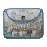 Blessing of the Tuna Fleet at Groix, 1923 Sleeve For MacBooks