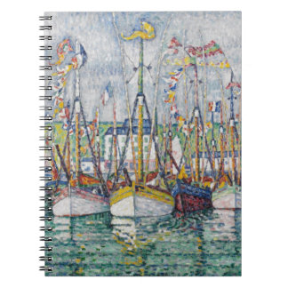 Blessing of the Tuna Fleet at Groix, 1923 Notebook