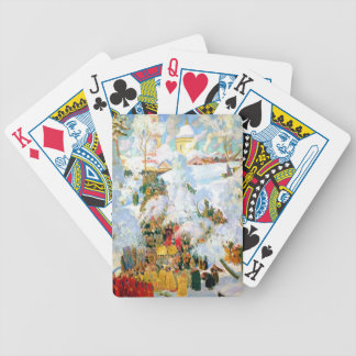 Blessing of the Waters Bicycle Playing Cards