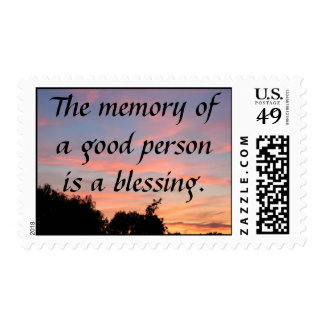 Blessing Postage
