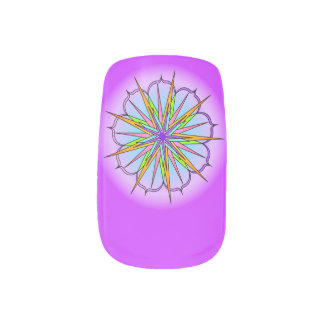 Blessing Star1 Minx® Nail Art