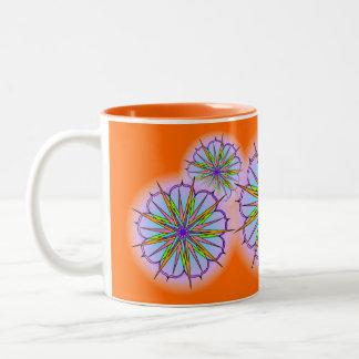Blessing Star Universe Two-Tone Coffee Mug