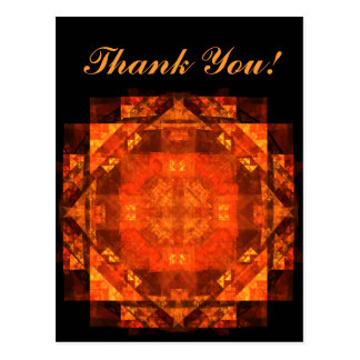 Blessing Thank You Postcard