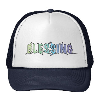 BLESSING TRUCKER HAT