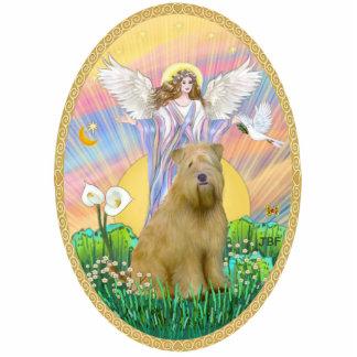 Blessing - Wheaten Terrier 2C Statuette