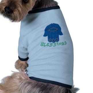 Blessings Dog T Shirt