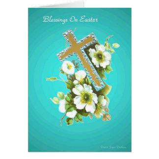 Blessings On Easter Card