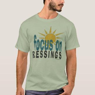 Blessings Spiritual T Shirt