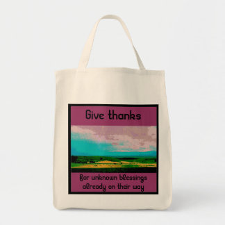 blessings tote