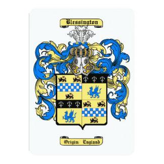 Blessington Card