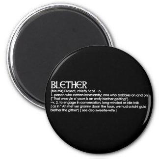 Blether Magnet