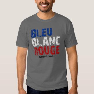 BLEU,BLANC,ROUGE T-SHIRT