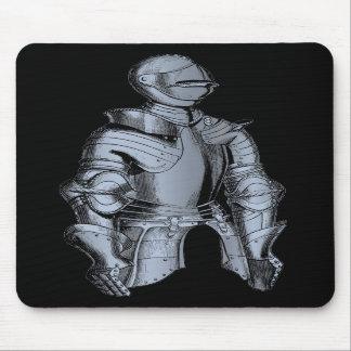Bleu Knight Mousepad