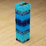 bleu wine box