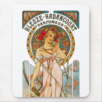 Bleuze-Hadancourt Parfumeur Mouse Pad