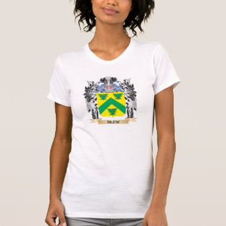 Blew Coat of Arms - Family Crest T Shirt