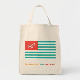 BLgT Flag Tagline Tote Bag