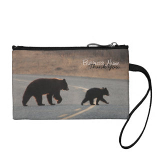 BLHI Black Bears on Highway Coin Purse