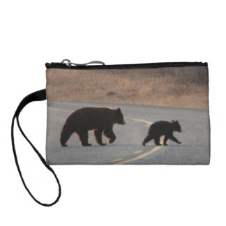 BLHI Black Bears on Highway Coin Wallet