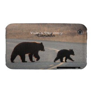 BLHI Black Bears on Highway iPhone 3 Cover