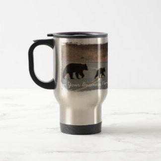 BLHI Black Bears on Highway Travel Mug