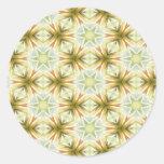 Blibber Round Sticker