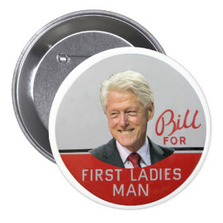 Blii Clinton para el primer hombre de las señoras