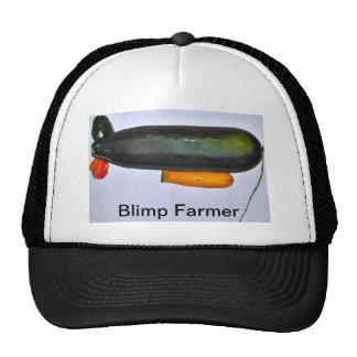Blimp Farmer Trucker Hat