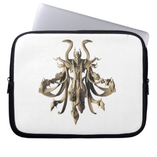Blind Archon Laptop Sleeves