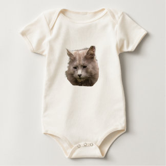 Blind Cat Kyra Baby Bodysuit