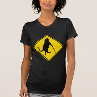 Blind Cats Crossing ! T-Shirt