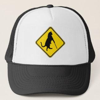 Blind Cats Crossing ! Trucker Hat