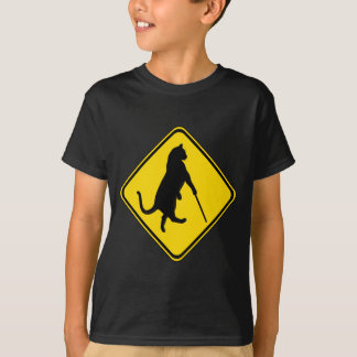 Blind Cats Xing ! T-Shirt