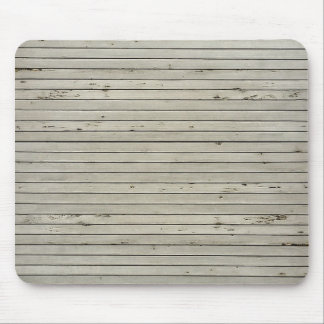 Blind Damaged Texture Horizontal Strips Mouse Pad