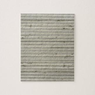 Blind Damaged Texture Horizontal Strips Jigsaw Puzzle