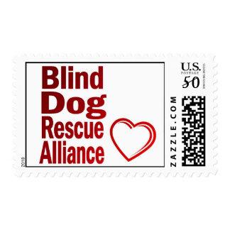 Blind Dog Rescue Alliance Stamp