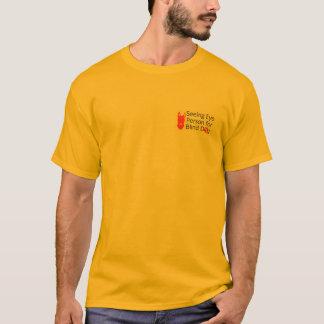 Blind Dog Seeing Eye Person T-Shirt