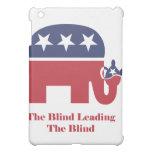 Blind Leading Blind iPad case