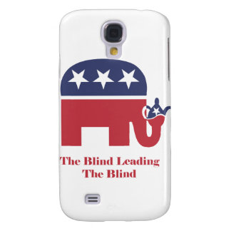 Blind Leading Blind iPhone 3 case
